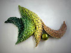 Noch eine herausragende Polymer Clay-Künstlerin: Jana Roberts Benzon. Speziell ihre Cutwork-Stücke haben es mir angetan ...