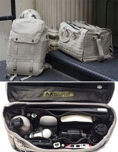 Able Archer Co. Bags - http://www.gadgets-magazine.com/able-archer-co-bags/