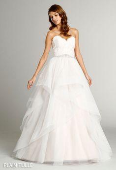 Bridal Gowns, Wedding Dresses by Alvina Valenta - Style AV9551