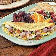 Farmhouse Omelet