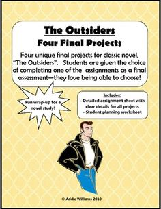 the outsiders character analysis worksheet google search classroom pinterest worksheets. Black Bedroom Furniture Sets. Home Design Ideas