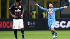 Insigne med i truppen mod Inter