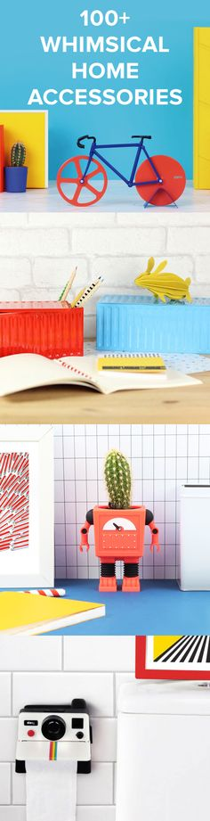 Make your house a home with one-of-a-kind decor.
