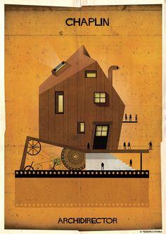 Galeria - ARCHIDIRECTOR: Uma cidade inspirada em diretores de cinema - 27