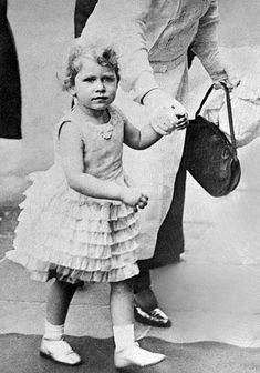*PRINCESS ELIZABETH (to become Queen Elizabeth II).