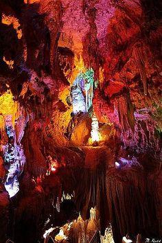 Meramec Caverns. Missouri. USA. More