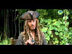 Vídeo de apresentação do Acampamento pirata