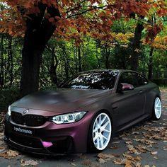M4 - like the color, not sure I like like the white wheels tho