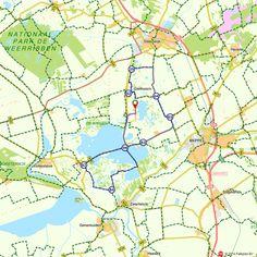 Fietsroute: Rondje De Wieden (http://www.route.nl/fietsroutes/148524/Rondje-De-Wieden/)