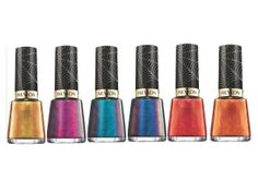 Revlon's The Amazing Spider-Man 2 Electric Chrome Collection