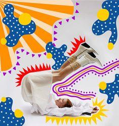 Ilustracion De Moda | Bogotá | ADN PROYECT Poster Photography, Photography Collage, Photography Illustration, Photo Illustration, Digital Illustration, Fashion Photography, Foto Pop Art, Doodle Pictures, Doodle On Photo