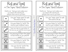 Oh My Little Classity Class: [Roll and Spell] the SUPER SILENT edition. . .