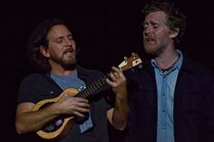 Eddie Vedder - Brady Theater by Steven Anthony Hammock, via Flickr