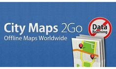 City Maps 2Go Pro App is here which is most Useful for the travellers, this is map application is better than other Map Tools. City Map 2Go Pro help to nav