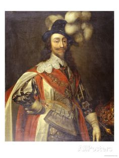 Portrait of King Charles I