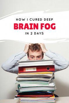The Fundamental Guide To Releaving Brain Fog Brain Fog Chronic
