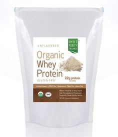 wholesale bulk organic whey protein