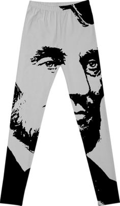 ABRAHAM LINCOLN-(PORTRAIT) LARGE created by libertybell | Print All Over Me