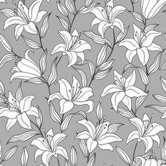 Linear, Plant Design, Vector Free, Mandala, Floral, Flowers, Plants, Vectors, Bouquets