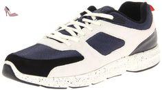 separation shoes baa74 e4ac4 DC Shoes - BOOST UNSRT - Coleur  Blanc-Bleu marine - Taille  42.0  Amazon.fr   Chaussures et Sacs