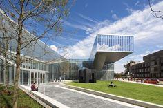 Galeria de Centro para Nanotecnologia Krishna P. Singh / WEISS/MANFREDI - 9