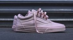 Vans Old Skool Mono Pack 'Pink'