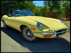 1969 Jaguar XKE Roadster  #Mecum #Monterey OUHHHH YEAHHH!!!