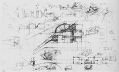 Alvaro Siza, development plan for Casa Antonio Carlos Siza.  (Alvaro Siza, Private Houses 1954-2004).