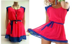 Hippie Kleid Tunika pink Minikleid Oberteil Shirt Mottoparty Gr.34,36,38,40 NEU