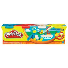 Play Doh Colors, Blue Yellow, Red And White, Shape, Creative, Classic, Fun, Products, Derby