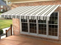 Replacement Awning Fabric | DIY Retractable Awnings