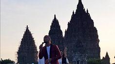 Prambanan Jazz 2016 - Ada Pemandangan Mengagumkan di Langit Jogja Sore Ini