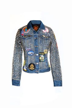 ddd2eb5c3b9 Image result for heavy metal jean jacket