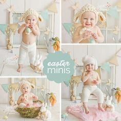 Easter Mini Sessions Dayton Ohio — Sweet Bloom Photography