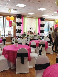 Panda Bear Birthday Party Ideas | Photo 3 of 11 | Catch My Party
