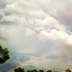 Pure pleasure! shared by izzy_g96 #landscape #contratahotel (o) http://ift.tt/23P51vc rainbow  #paisajes #rainbow #arcoiris ##USA #Mexico #ciudaddemexico #skybeauty #clouds  #woderfulpictures