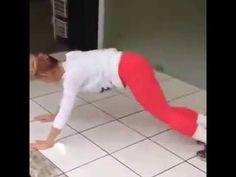 Queima de 48 Horas -  Super exercício para perder barriga rápido