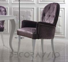 #chair #design #interior #furniture #furnishings #interiordesign #designideas #artdeco #ardeco стул с подлокотниками DV Home Nobility, Nobility_Ch1