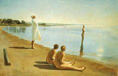 Nerdrum, Odd (1944- ) - 1984 Early Morning by RasMarley