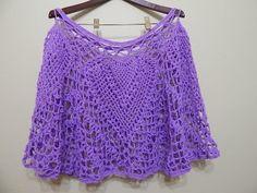 Capa Cuatro Piñas Crochet 1 de 2 - YouTube