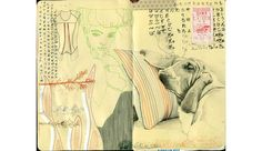 Sketchbook by Ester Wilson