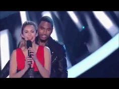 Nina Dobrev and Trey Songz Presenting At The 2014 MTV Video Music Awards - YouTube