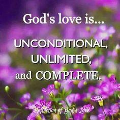 Image result for god's unlimited love