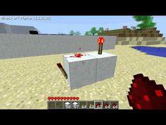Minecraft tutorial: Flashing lights - Remade