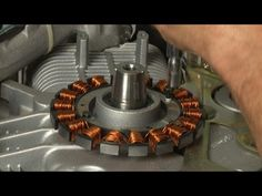 Stator Replacement (part #237878-S) - Kohler Small Engine Repair - YouTube