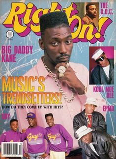 Do you remember trying to dress like MC Hammer, or getting the hi-top fade like Kid for the group Kid-n-Play, or maybe just wanting to get the fierce attitude of Salt-N-Pepa. If so, then you most likely you were one of the millions of #Black teens growing up in the era of #Right On! Magazine. Buying