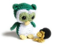 Just in time for St. Patrick's Day - Crochet your own pot of gold. #freePattern #crochet