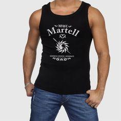 House+of+Martell+thrones+Game+Men+Tank+Tops Custom Tank Tops, Tank Man, Mens Tops, Women, House, Fashion, Moda, Home, Fashion Styles