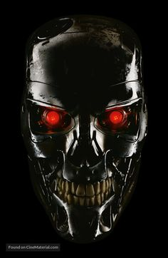 High resolution key art image for Terminator Genisys The image measures 3261 * 5000 pixels and is 2583 kilobytes large. Skynet Terminator, T 800 Terminator, Terminator Movies, Terminator Tattoo, Terminator Endoskeleton, Thundercats Logo, Joker Images, Hd Phone Wallpapers, Robot Concept Art
