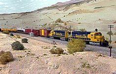Great Model Railroads